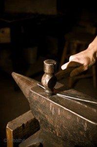 julie-merrill-artist-blacksmith-asheville-nc